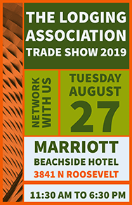 2019 Trade Show & Hospitality Expo: August 27, 2019